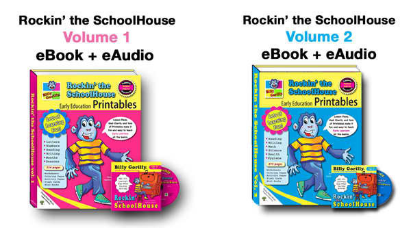 learn more about Rockin' The Schoolhouse