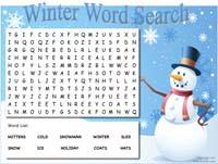 Winter • Season • Holiday | Printables • Recipes| kids music ...