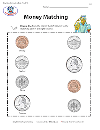 Coin Money Matching