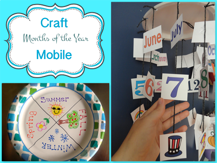 Kids Mobile Craft