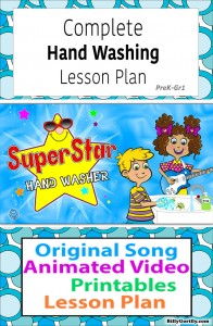 Hand Washing Lesson Plan