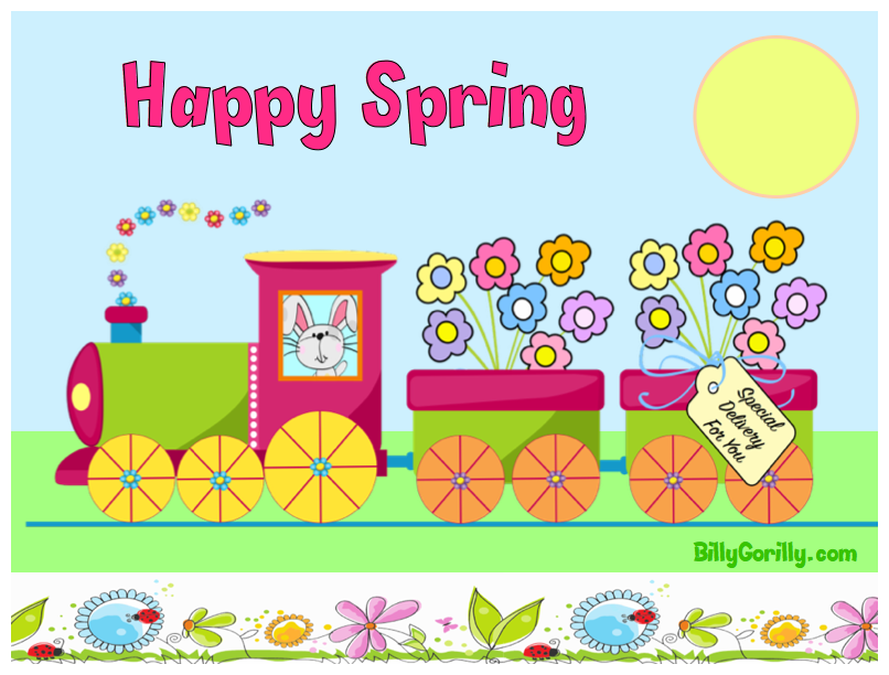 spring day clip art - photo #44