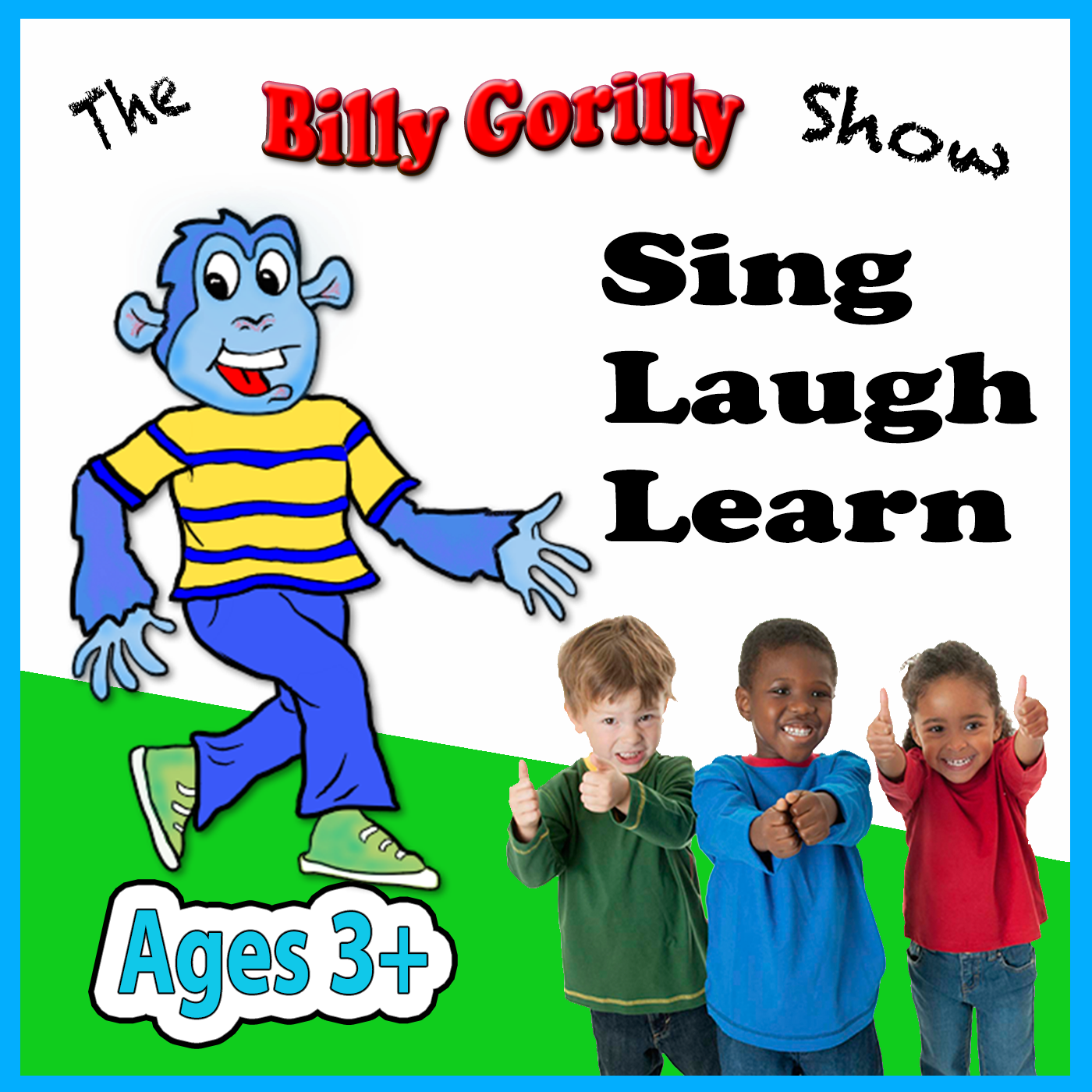 Billy Gorilly's Podcast For Kids